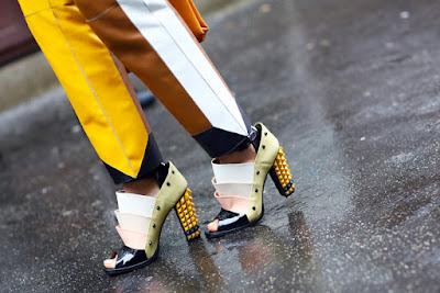 zapatos de moda con tacon