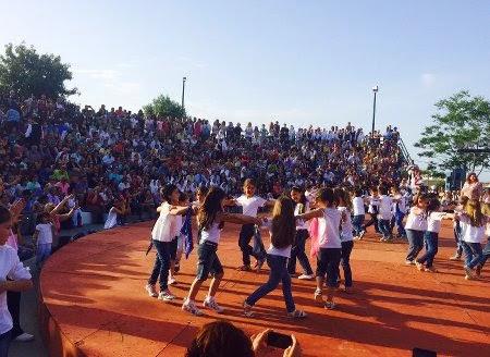 12ο Φεστιβάλ Χορού Πρωτοβάθμιας Εκπαίδευσης