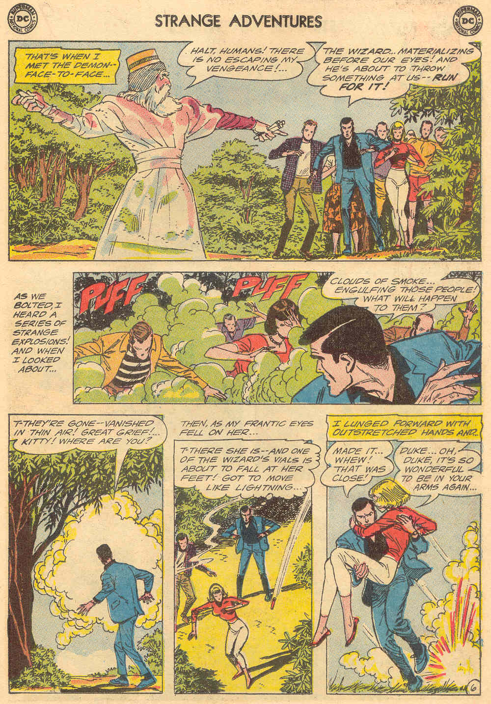 Strange Adventures (1950) issue 176 - Page 31