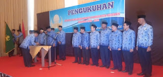 Iis Krisnandar Pimpin KORPRI Kabupaten Cirebon