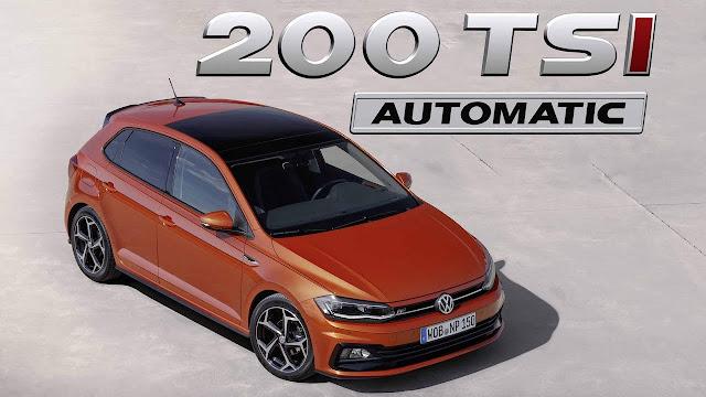 VW Polo 2018 R-Line