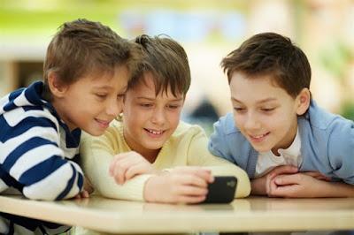 Smartphones y niños