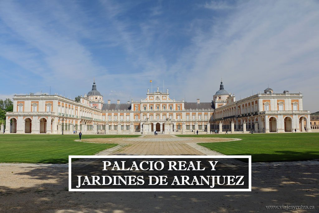 Escapada de 1 día al Palacio Real y los Jardines de Aranjuez
