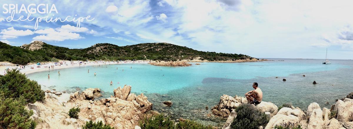 Sardinia Best Beaches Die schönsten Strände Sardiniens auf: http://www.theblondelion.com/2017/08/schoenste-straende-sardiniens.html Tipps Reiseblog Travel Diary Reiseführer Reisetipps Spiaggia del Principe