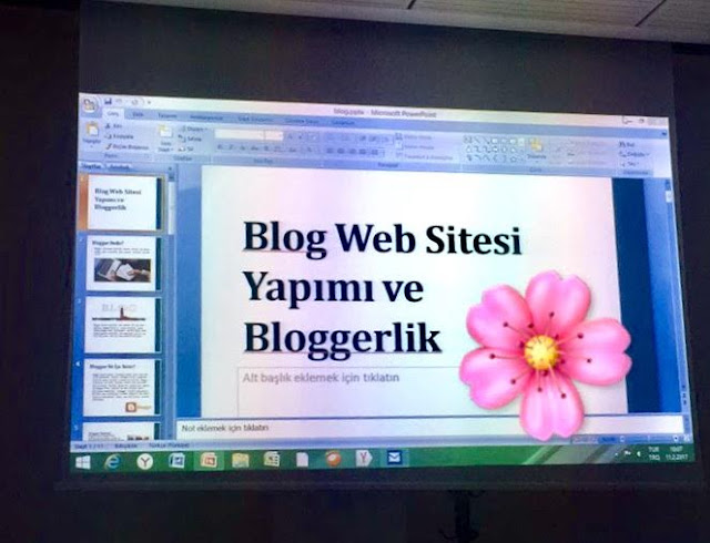 kızkardeşler arasında, blogger eğitimi ,ismek