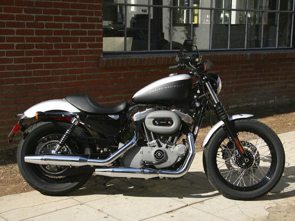 Harley Davidson 2008: Harley-Davidson: 2008 Harley Davidson XL1200 Nightster