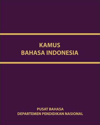 Buku Kamus Bahasa Indonesia dan Istilah Asing