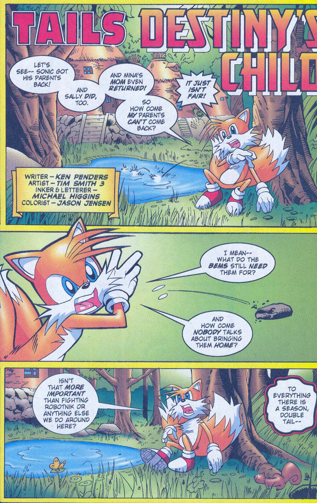 Read online Sonic The Hedgehog comic -  Issue #148 - 20