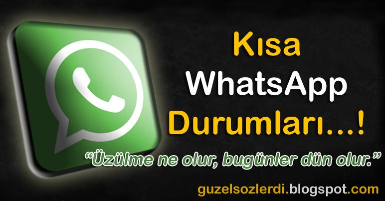 Kısa Whatsapp Durumları Aradığın Aşk Sözleri Burada