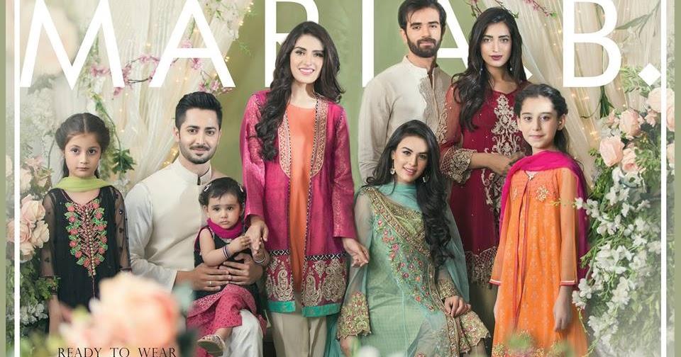 b3bb0e868 Latest Pakistani Eid Dress Collections 2017 for Girls   Women