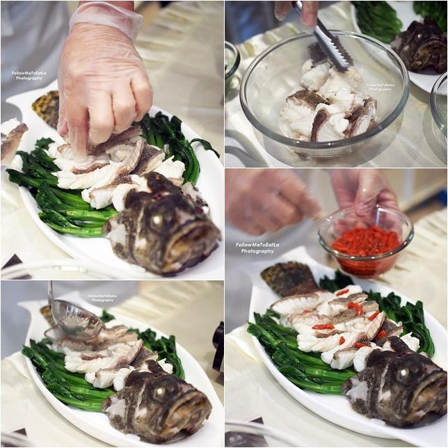 Slow-Cooked Dragon Garoupa Fillet (慢煮沙巴龙虎班球)