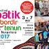 Festival Batik, Bordir, dan Tenun Nusantara 2017 di Graha Manggala Siliwangi