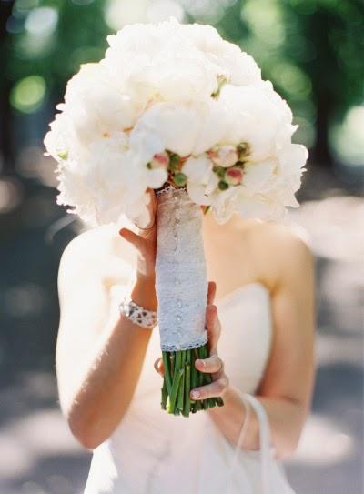 """Dije que si y ahora"""" El ramo de la novia"""