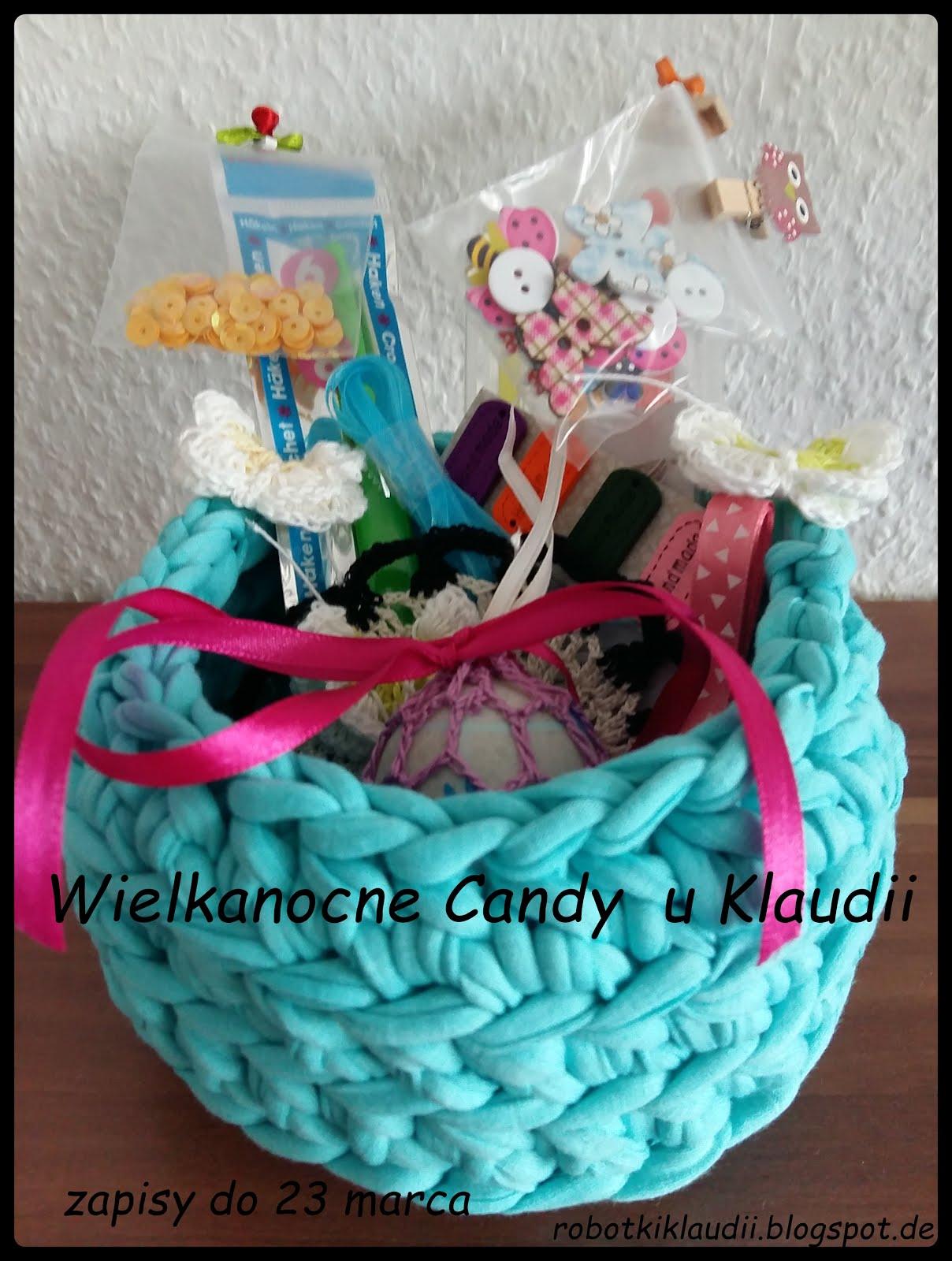 Candy u Klaudii