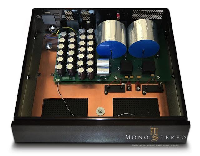 Totaldac D1-Amplifier Driver