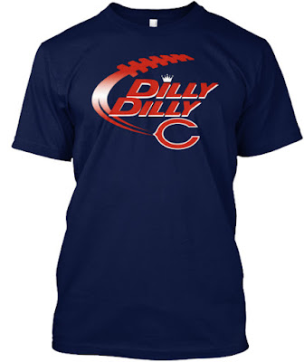 Dilly Dilly Chicago Bears T Shirt
