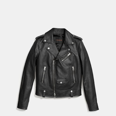 my favorite fall jacket from Coach