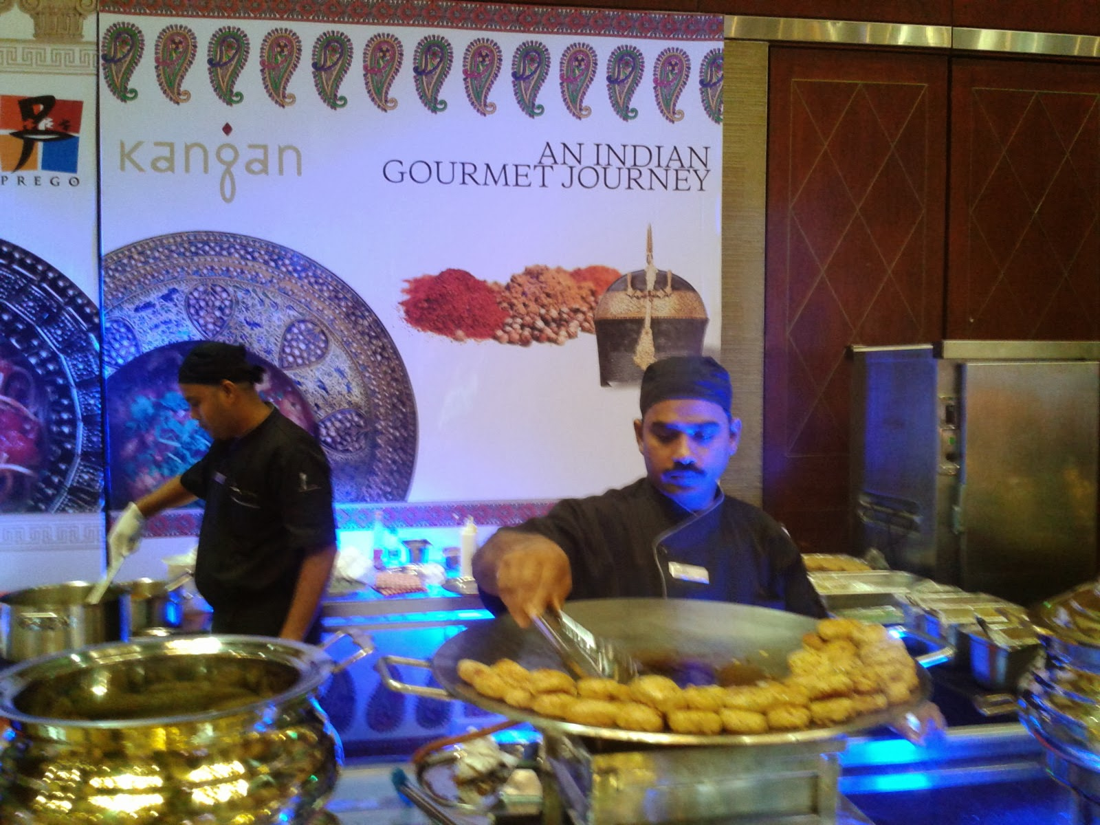 Hyderabad Times Food award Kangan