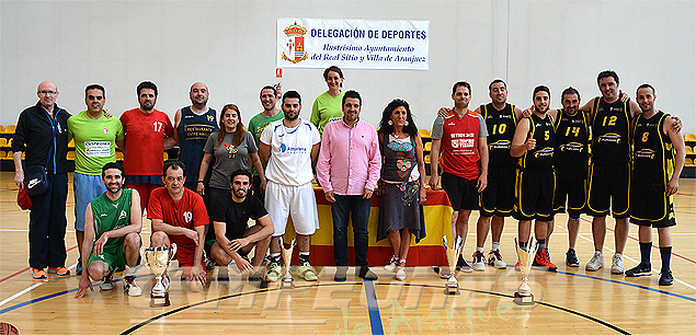 Liga Local de Baloncesto Aranjuez