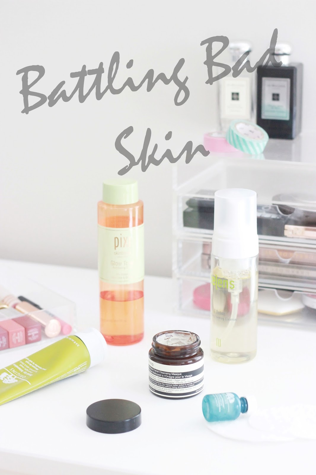Battling Bad Skin