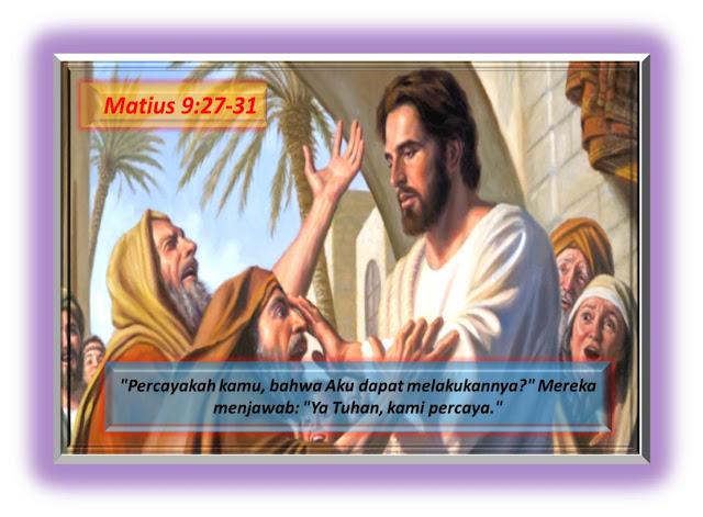 MATIUS 9:27-31