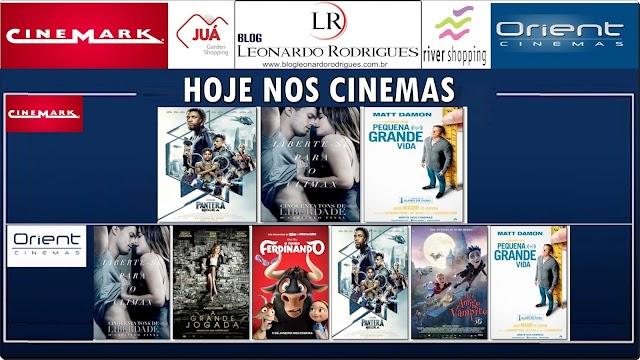 FILMES DA SEMANA - 22/02 A 28/02