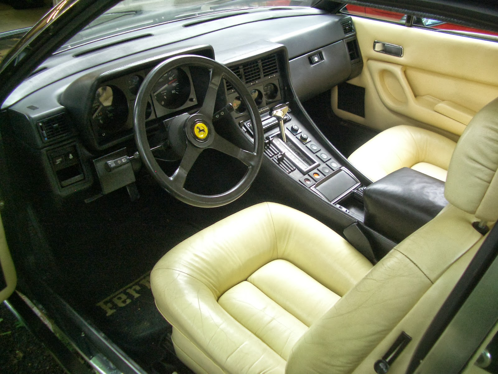 daily turismo 20k friday afternoon ferrari 1984 ferrari 400i. Black Bedroom Furniture Sets. Home Design Ideas