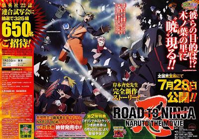 Download Naruto The Movie 1 - 9 Subtitle Indonesia Complete, Naruto The Movie,