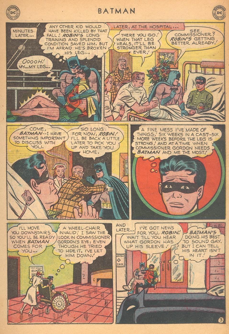 Read online Batman: The Black Casebook comic -  Issue # TPB - 20
