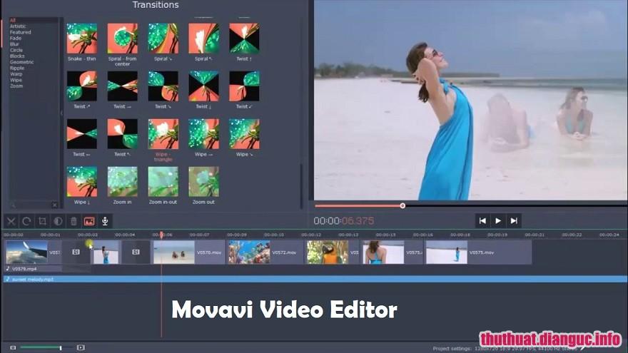 Download Movavi Video Editor 15.2.0 Full Cr@ck