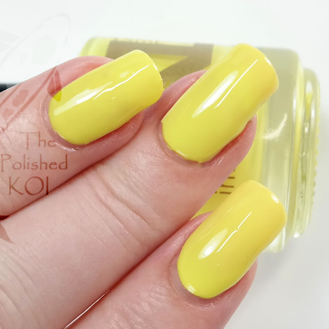 Bee's Knees Lacquer - Mind