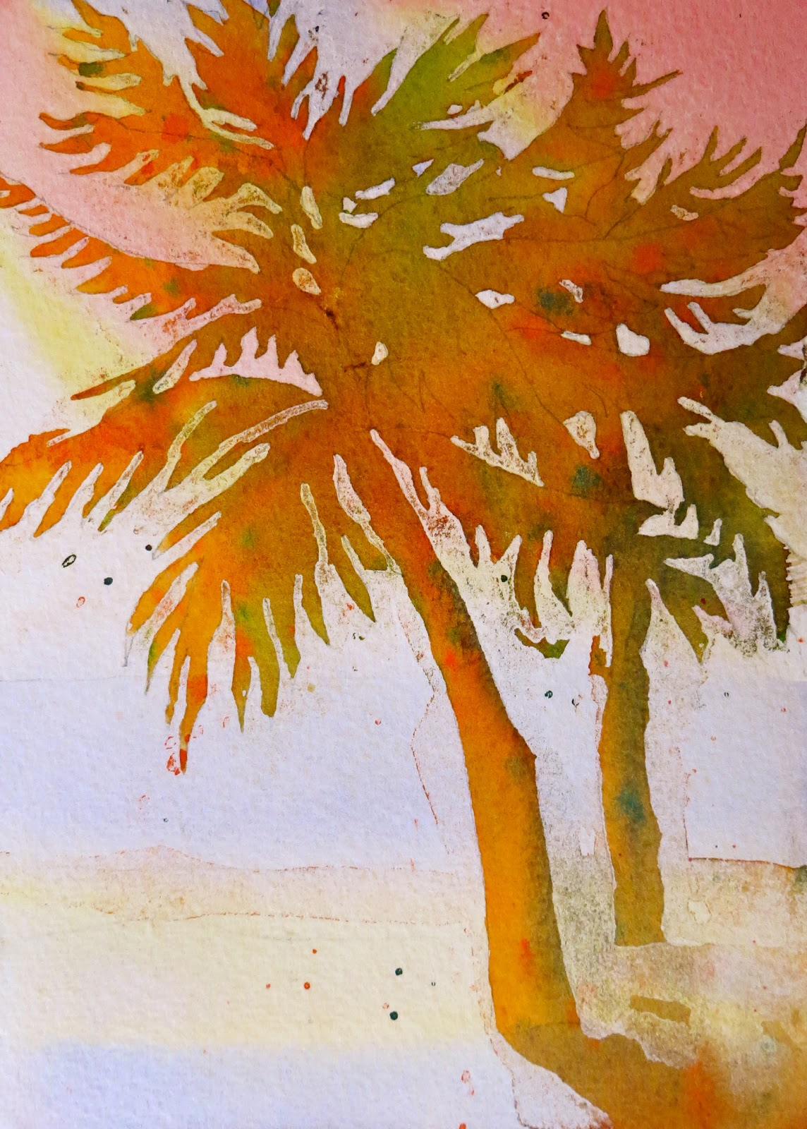 5 WATERCOLOR TECHNIQUES For TREES