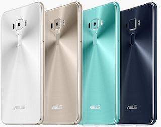 Asus Zenfone 3 ZE552KL JPEG