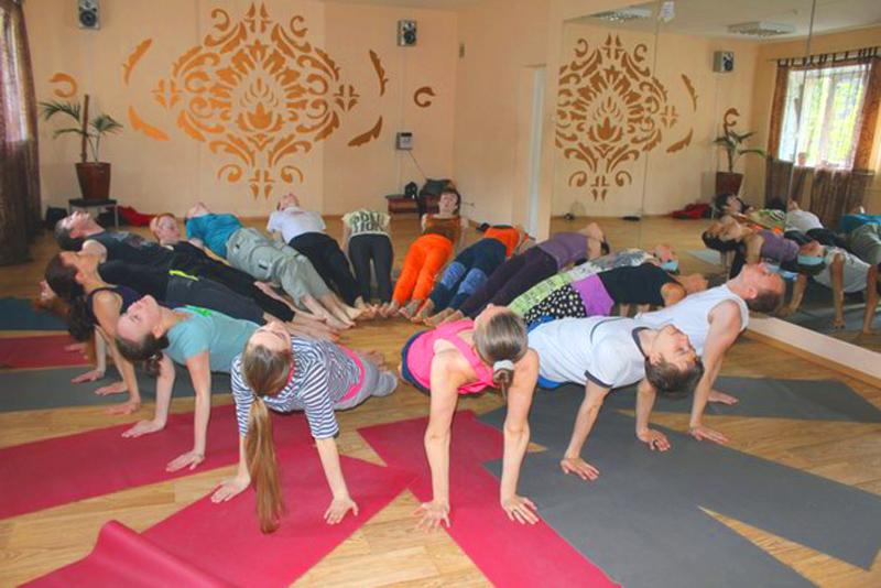 йога для начинающих здоровье