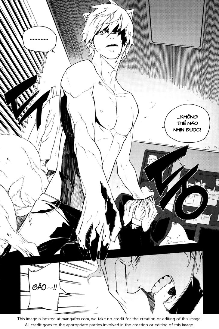 Carnivorous Princess Yegrinna chap 20 trang 18