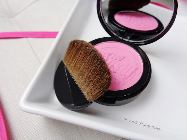Soap & Glory Made You Blush in Cheeky Pink