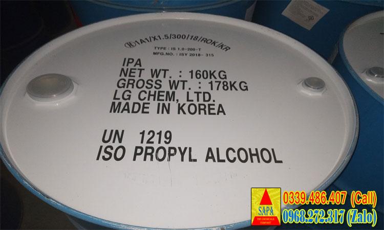 Iso Propyl Alcohol IPA - Iso propanol