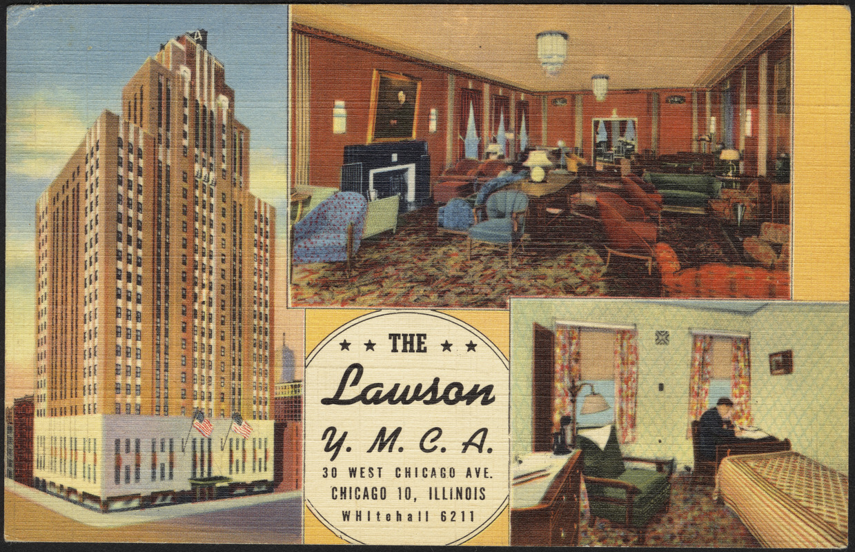 October 30, 1931 -- Lawson Y.M.C.A. Opens | Connecting the Windy City