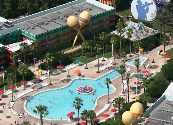 Hotel Disney's All-Star Music Resort Orlando