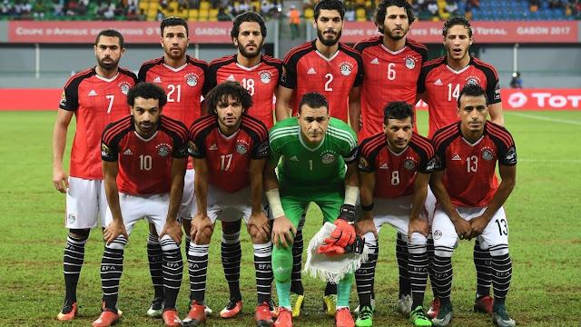 موعد مباراة مصر وأوروجواي في كأس العالم روسيا 2018 بتوقيت القاهره