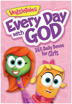 365 Daily Devos for Girls
