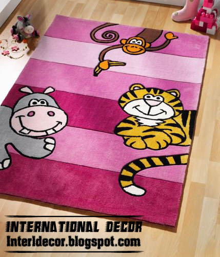 modern carpets models colors for kids girls room beautiful interior design. Black Bedroom Furniture Sets. Home Design Ideas