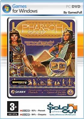 descargar Pharaoh pc full español mega y google drive