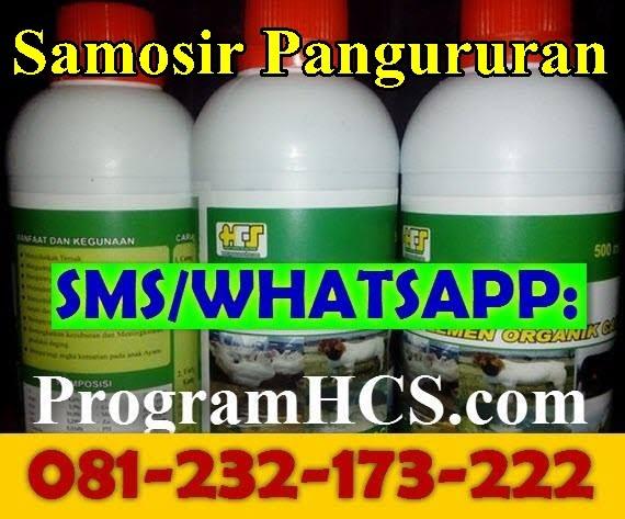 Jual SOC HCS Samosir Pangururan