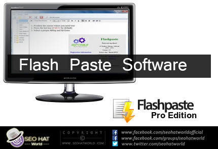 Download FlashPaste Software Free