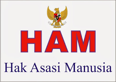 hak asasi manusia (HAM)