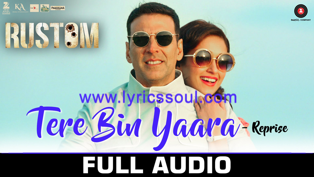 The Tere Bin Yaara lyrics from 'Rustom', The song has been sung by Arko, , . featuring Akshay Kumar, Ileana D'Cruz, Arjan Bajwa, Esha Gupta. The music has been composed by Arko, , . The lyrics of Tere Bin Yaara has been penned by Arko