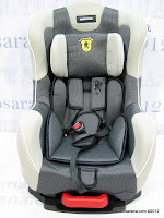 1 BabyDoes BD839 Forward Facing Baby Car Seat