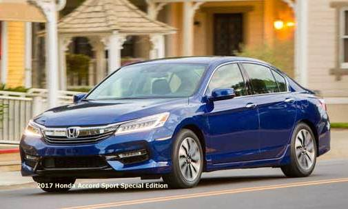 2017 honda accord sport special edition. Black Bedroom Furniture Sets. Home Design Ideas