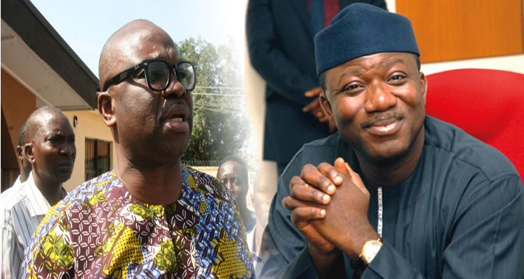 fayemi to foyose - I will win if you contest in 2018